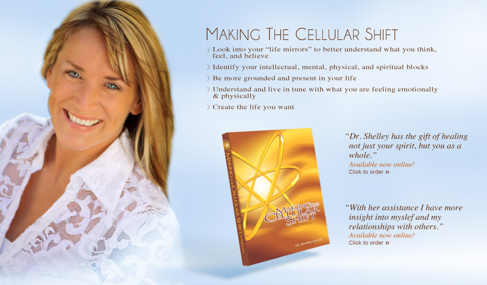 Dr. Shelley Lynch author of Making The Cellular ShiftFlorida